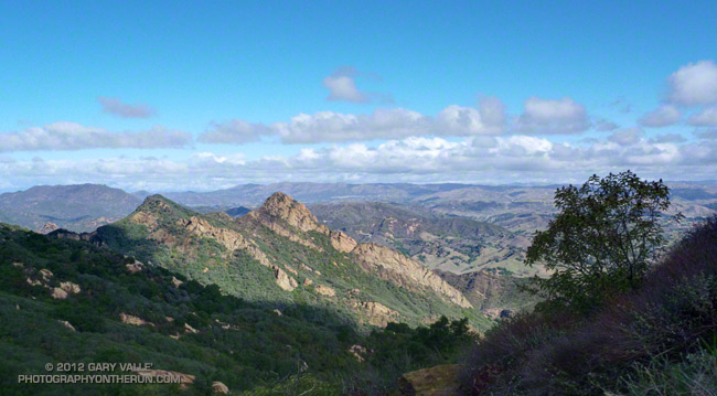 Brents Mountain, Malibu Creek State Park