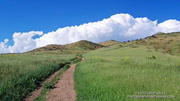 Chumash Trail Clouds