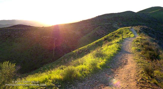 Chumash Trail in Simi Valley