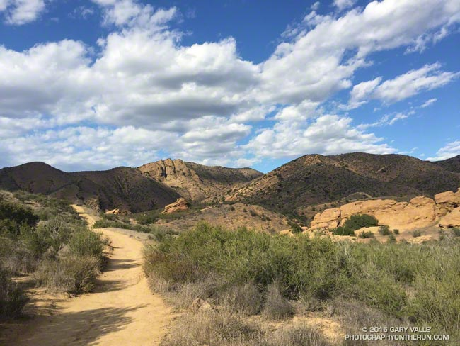 The Chumash Trail, Simi Valley, California