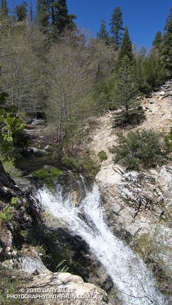 Cooper Canyon Cascade and Falls
