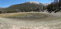 Dry Lake, San Gorgonio Wilderness, June 6, 2021