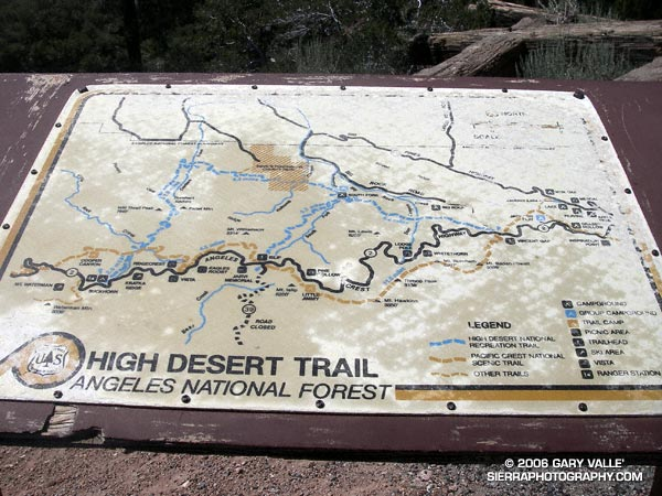 High Desert Trail.