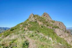 East/Southeast Ridge of Ladyface mountain