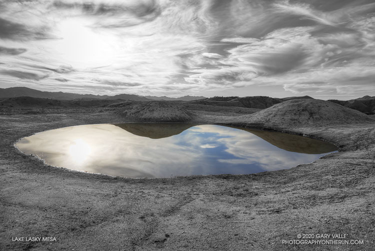 Lake Lasky Mesa - Photography by Gary Valle'