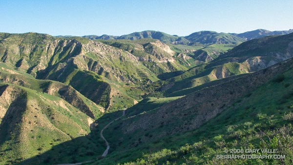 Las Llajas Canyon, in Simi Valley, is now part of the Marr Ranch Open Space and Rocky Peak Park.
