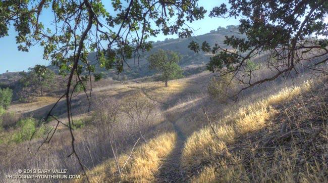 Upper Las Virgenes Canyon