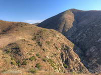 La Jolla Valley Loop Trail and La Jolla Canyon, Pt. Mugu State Park.