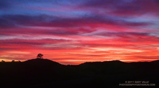 Moonrises and Sunsets
