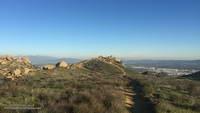 Overlook near Rocky Peak