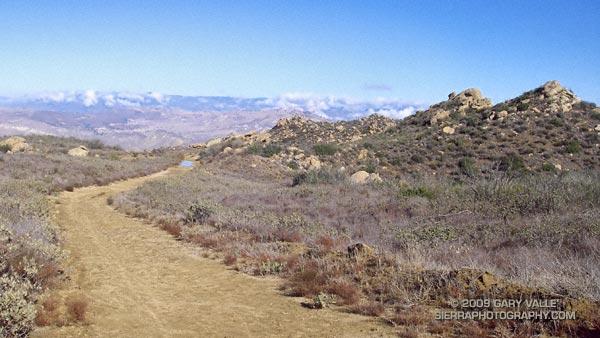 Rocky Peak road