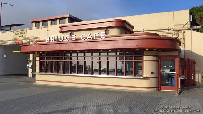 San Francisco Mornings Four: Bridge Café