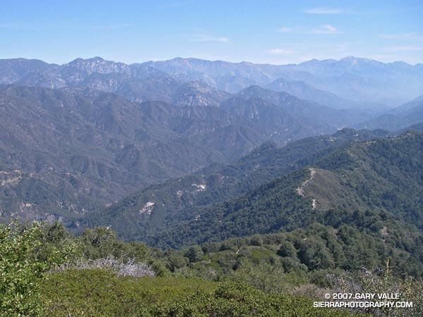 Angeles High Country