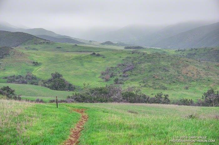 Serrano Valley in Pt. Mugu State Park