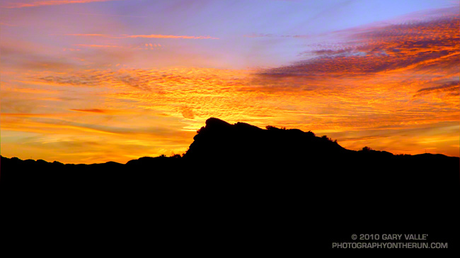 Simi Hills Sunset