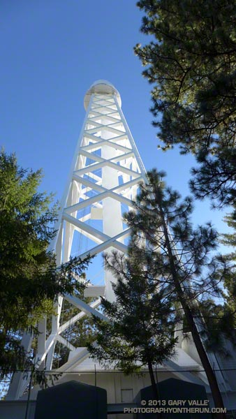 The Mt. Wilson 150' Solar Tower. As the Solar Tower web page says,