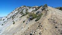 HD Video snapshot from Mt. Baldy's South Ridge