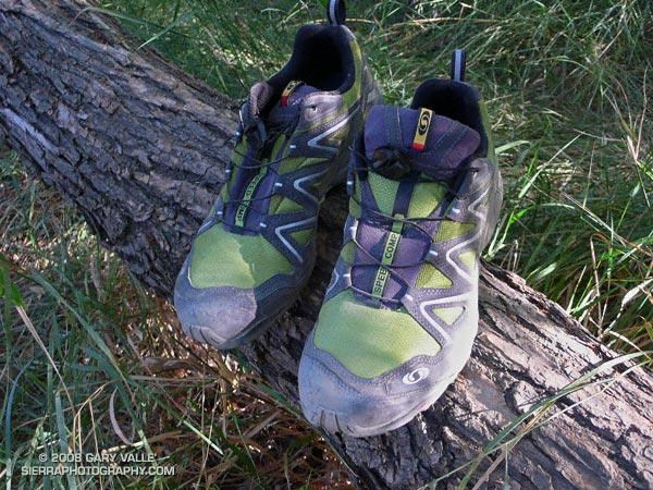 Salomon SpeedComp trail running shoe