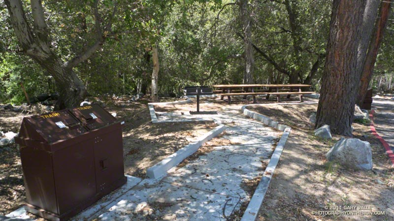 The Forest Service has made a number of improvements to the facilities at Switzer Picnic Area following the 2009 Station Fire. According to a press release, the picnic area will remain closed until sometime in June 2011, while construction is completed.