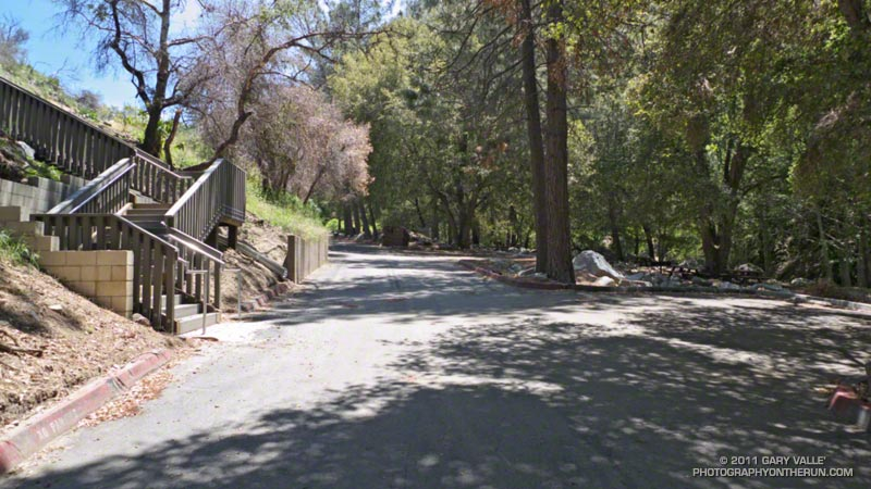 It was a close call, but no doubt due to the efforts of firefighters, Switzer Picnic Area appeared to have survived the 2009 Station Fire almost unscathed. The picnic area will remain closed until sometime in June 2011, while construction is completed.