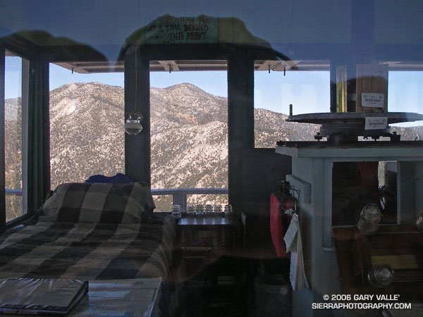 Tahquitz Peak Historic Fire Lookout