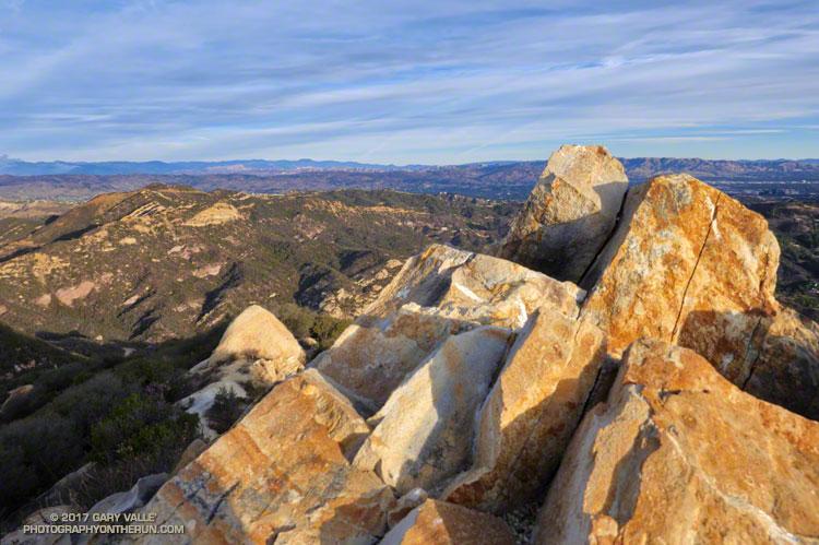 Topanga Lookout Ridge