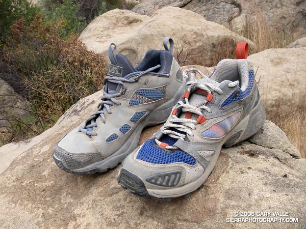Montrail Continental Divide Trail Running Shoe