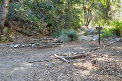 Gabrielino Trail at West Fork