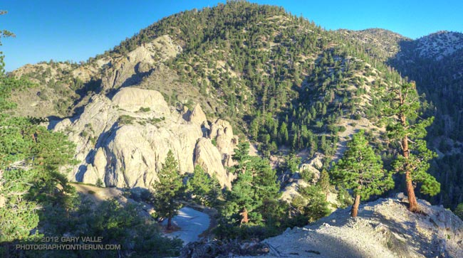 Williamson Rock - Angeles National Forest