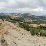 Panorama from Sandstone Peak